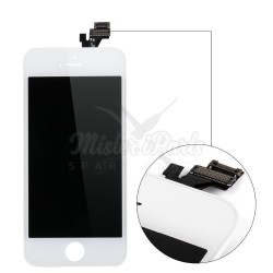 Ecran iPhone 5 Blanc - Premium